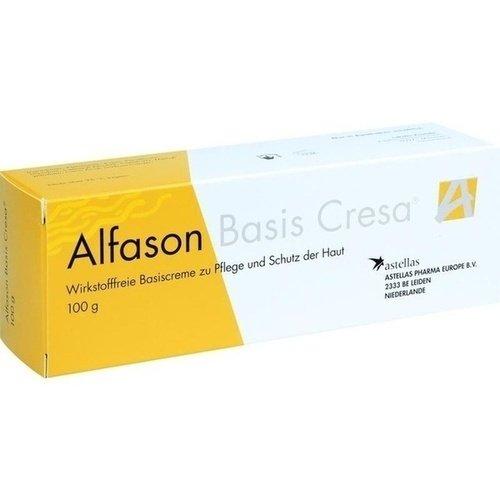 ALFASON BASIS CRESA 100g Creme PZN:2545809
