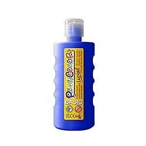 PlayColor Gouache líquido Pintura 19571 Azul Oscuro