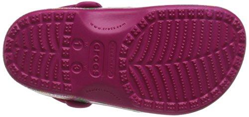 CROCS enfants - CLASSIC Tropical Clog - candy pink Candy Pink