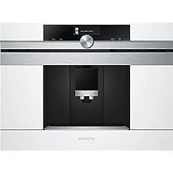 Siemens-lb iq700 - Centro espresso ct636lew1 cristal blanco
