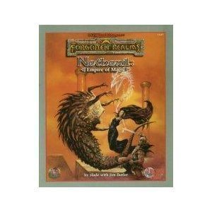 Netheril: Empire of Magic (Advanced Dungeons & Dragons / Forgotten Realms) by Slade (1996-11-01)