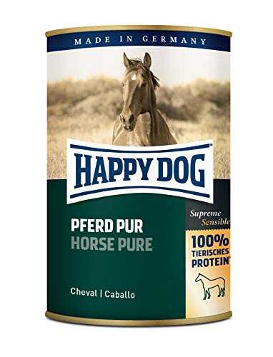 Happy Dog Dose Pferd Pur, 400 g