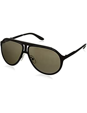 Carrera HKQ 100/S NR Gafas de sol, Ovaladas, 59, Mtshybk Dkrt
