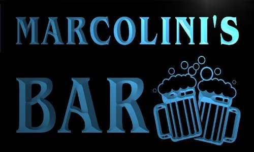w063224-b-marcolini-name-home-bar-pub-beer-mugs-cheers-neon-light-sign
