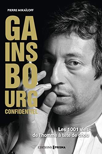 Gainsbourg confidentiel par Pierre Mikailoff