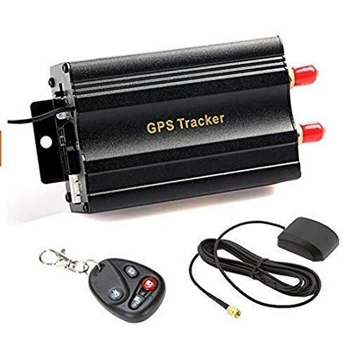 Preisvergleich Produktbild HERCHR Echtzeit-GPS-Tracker TK103B GPS103B GPS103B mit Fernbedienung