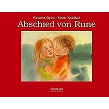 Abschied von Rune: Bilderbuch
