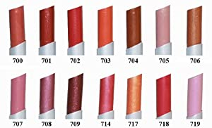 Maybelline Water shine fusion lipstick (711 rose boost)