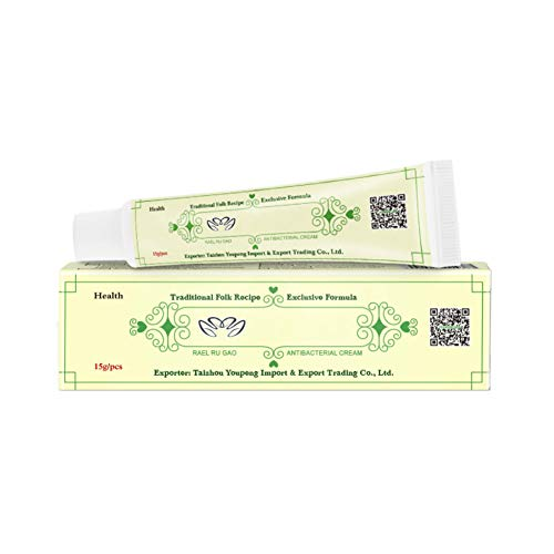 Allouli Natural Herbal Psoriasis Cream Psoriasis Balsam Psoriasis Salbe Eczema Ointment Antibacterial Ointment Skin Care Plaster