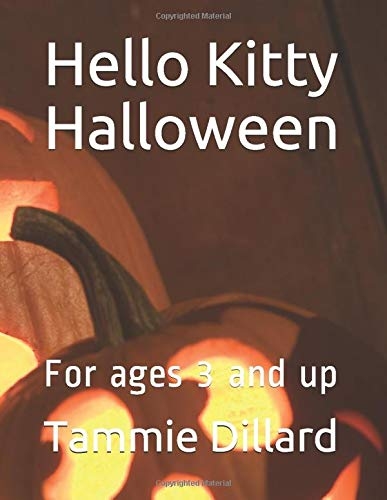 Hello Kitty Halloween: For ages 3 and up
