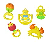 Babysid Collections Non - Toxic 5pcs Bab...