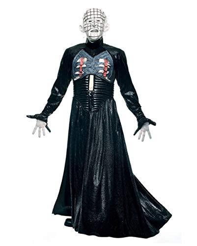 Horror-Shop Pinhead Hellraiser Kostüm Gr XL (Pinhead Hellraiser Kostüm)