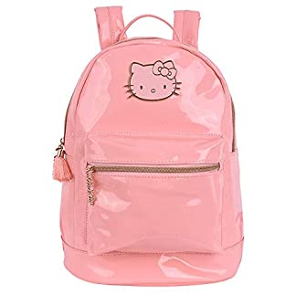 Mochila Hello Kitty Pink 33cm