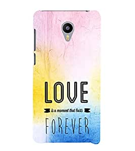 Ebby Designer Printed 3D High Quality Mobile Back Case Cover For Meizu M2 Note (Premium Matte Finishing Back Case )