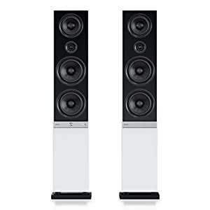 teufel raumfeld stereo l wlan lautsprecher wei streaming wireless spotify kabellos. Black Bedroom Furniture Sets. Home Design Ideas