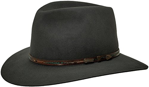 akubra-leisure-time-filzhut-aus-australien-carbon-grey-gr-55