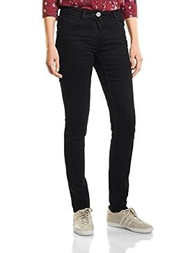 CECIL Damen Slim Jeans 371134 Charlize