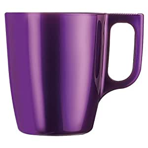 Luminarc Flashy Blueberry Mug 250ml,6 Pièce