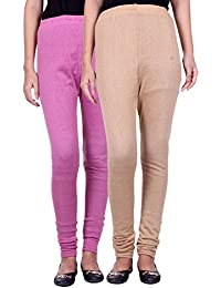 Belmarsh Warm Leggings - Pack of 2 (Bpink_Skin)