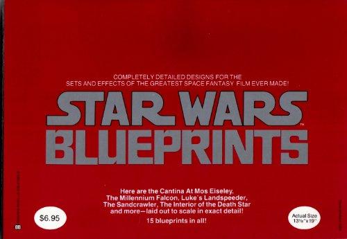 Star Wars Blueprints par Lucas Film Editors