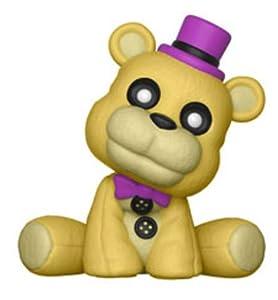 Funko Vynl Five Nights at Freddys Figura de Vinilo Golden Freddy, (30497)
