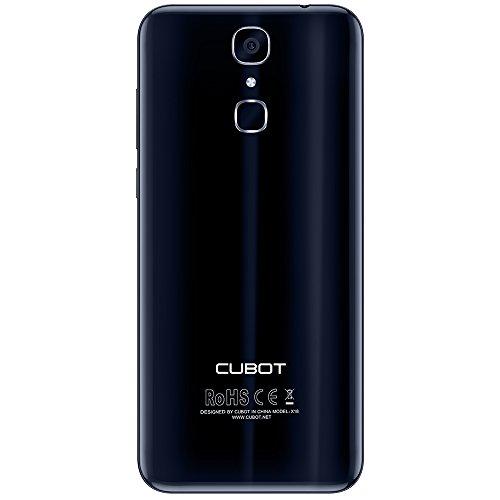 CUBOT X18 4G Smartphone - Pantalla HD de 5 7 Pulgadas  Relaci  n de Aspecto 18  9  Android 7 0  13MP   16MP C  mara dual  Quad Core 3GB RAM  32GB ROM