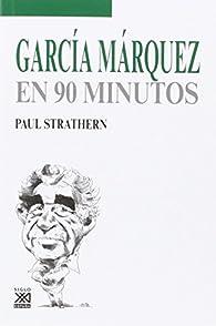 García Márquez en 90 minutos par Paul Strathern