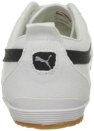 Puma Puma Serve Pro Cnvs, Baskets mode homme Blanc (05White/Black/Gray)