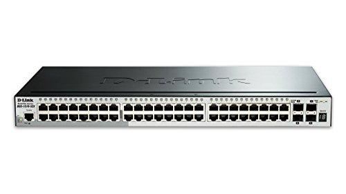 D-Link DGS-1510-52X - Switch 48 Puertos Gigabit L2+