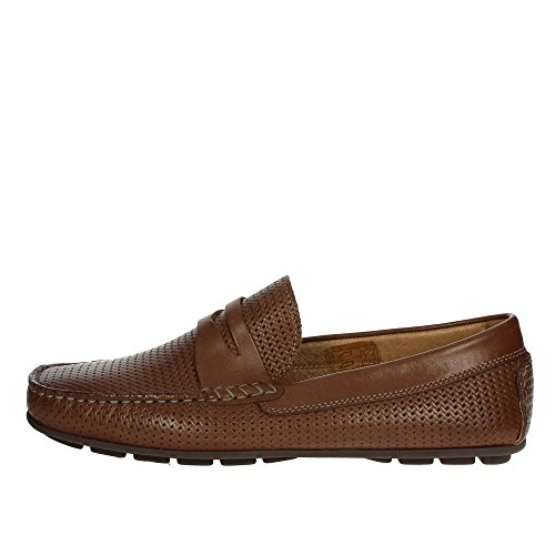 Padders Herren Rewind Oxfords, Braun (Brown Combi), 41 EU