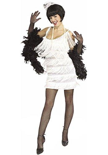 Broadway Babe 1920Damen Flapper Erwachsenen-Kostüm-Medium ()