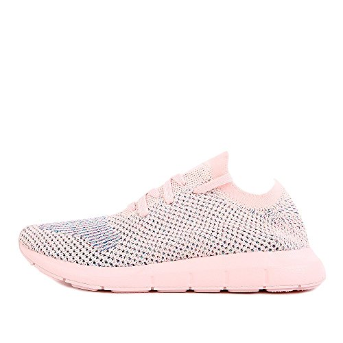 adidas Swift Run Primeknit, Basses mixte adulte Rose (Icey Pink/Icey Pink/Icey Pink)