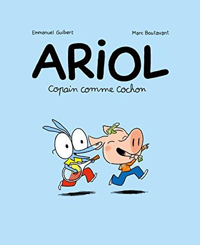 Ariol (3) : Copain comme cochon
