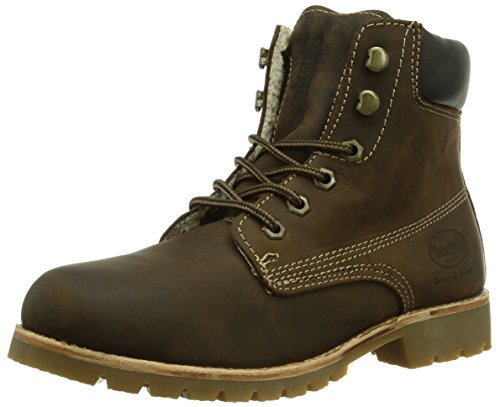 Dockers by Gerli 331250-007520 Damen Combat Boots Braun (cafe 020)