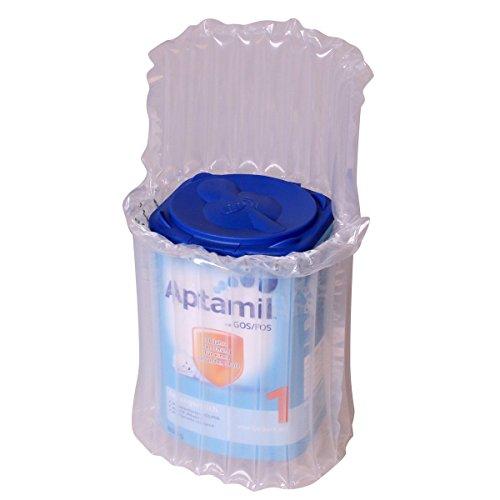 tinxi aufblasbare Luftpolster-Taschen, 50 Stück -