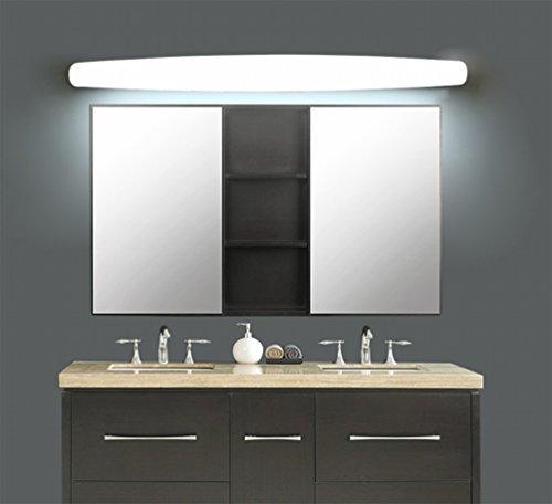 Beleuchtung Led Spiegel Frontlichter Wasserdicht Anti - Nebel Einfache Energie - Sparendes Badezimmer Bad Wandleuchte Spiegelschrank Make - Up (Maschine Auto Nebel)