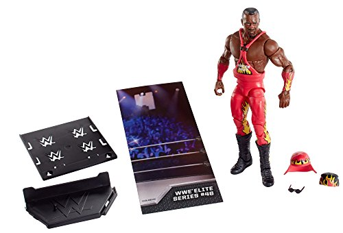 WWE dxj05 Elite Stevie Ray Action Figur