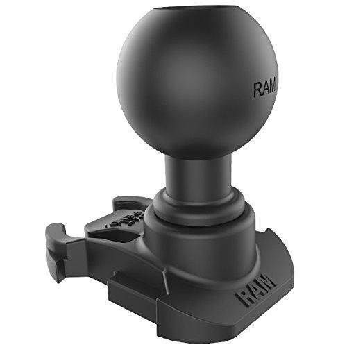 Adapter Schlitten männlich RAM rap-b-202u-gop2u für Camcorder GoPro Hero (Helm-mount-adapter)