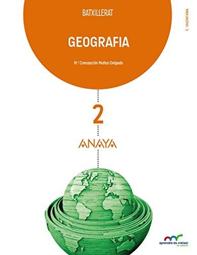 Geografia 2 (Aprendre és créixer en connexió)
