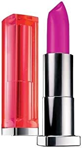 Maybelline Color Sensational Vivid Lipstick - Hot Plum (Pack of 2) by Maybelline