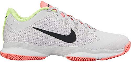 Nike Damen Tennisschuh Air Zoom Ultra Fitnessschuhe, Mehrfarbig (Vast Grey/Black-Whit 013), 42.5 EU