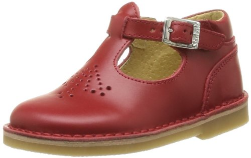 Start Rite  Mini Lottie,  Sandali ragazza Rosso Rouge (Red Leather) 23