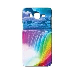 BLUEDIO Designer 3D Printed Back case cover for Samsung Galaxy A3 - G6410
