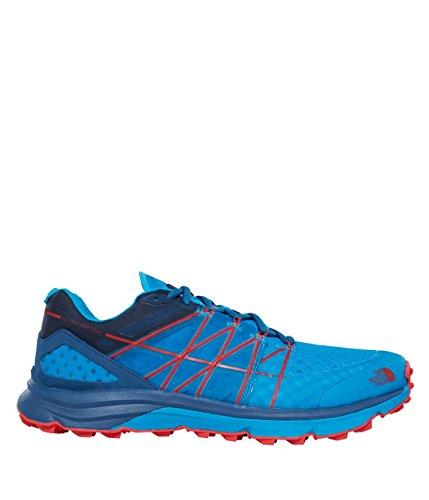 The North Face Zapatillas de running Ultra Vertical para hombre, Color