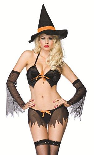 Hexen Kostüm Leg Avenue