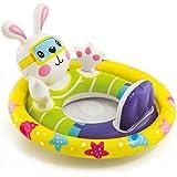 Intex Inflatable See Me Sit Pool Ride, Rabbit