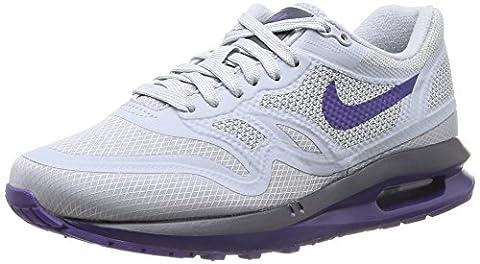 Nike Air Max Lunar1 Wr 654895-001 Damen Laufschuhe Training Grau (Wolf Grey/Court Purple-Cv Prpl 601) 40