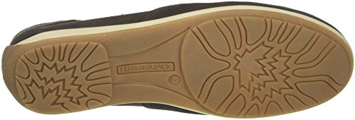 Lumberjack Herren Passo Slipper Marrone (Brown)