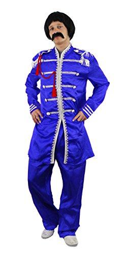 I Love Fancy Dress. ilfd4017X L Hombre Disfraces de 60de Sergeant XL
