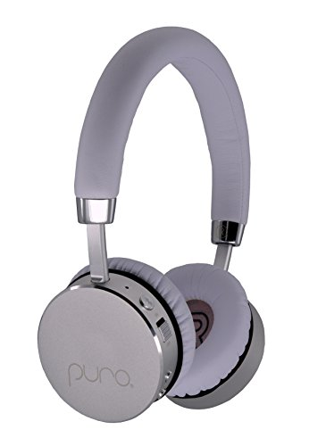 Puro Sound Labs BT2200 Wireless Kids Headphones, Bluetooth-Mic-Volume Limiting-Audiologist and Mother Approved!